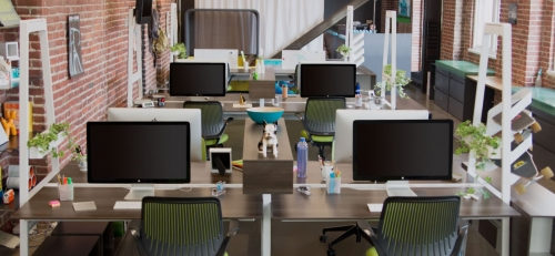 5 mẹo thiết kế văn phòng để làm nổi bật thương hiệu của bạn