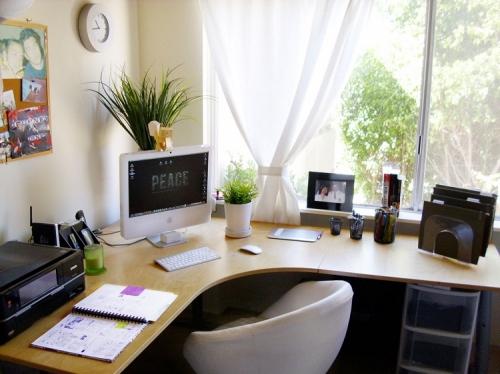 7 mẹo để trang trí một văn phòng nhỏ