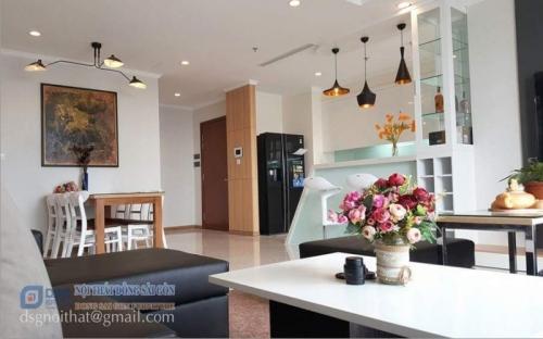 Thiết kế dự án căn hộ chung cư 3 phòng ngủ Vinhomes