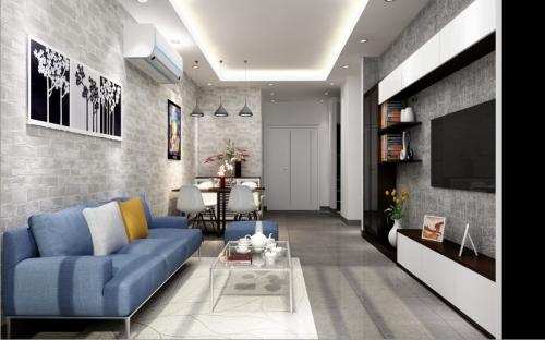 Thiết kế nội thất Căn Hộ Sunrise City