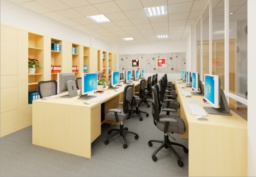 Cấu hình lại và thiết kế lại văn phòng