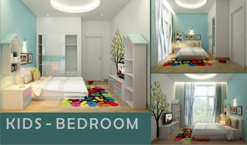 Chọn màu sắc phù hợp với phòng ngủ