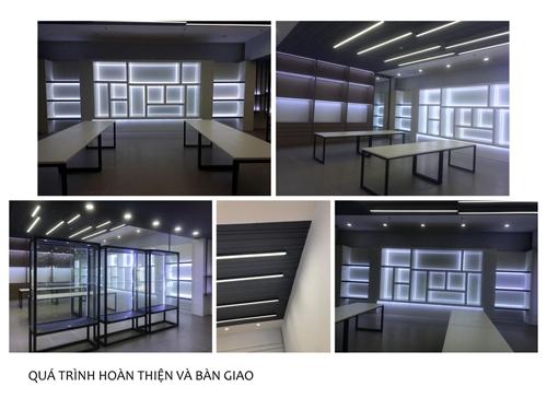 Thiết kế công ty TNHH FAMOUS EXPRESS VIỆT NAM