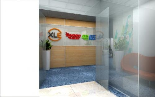 Thiết kế nội thất Công Ty XLE