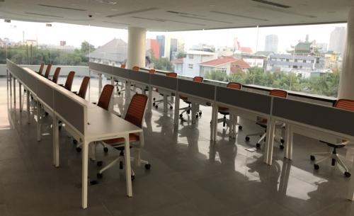 Mô tả văn phòng tại nhà cho môi trường làm việc hoàn hảo