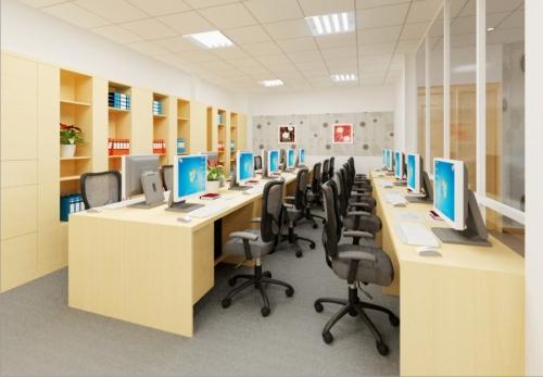 Nhu cầu thiết kế văn phòng làm việc trên thị trường