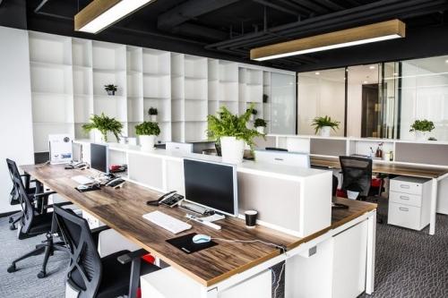Nội thất văn phòng mô đun để cải thiện đạo đức công việc