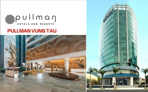 THIẾT KẾ NỘI THẤT PULLMAN HOTELS AND RESORTS
