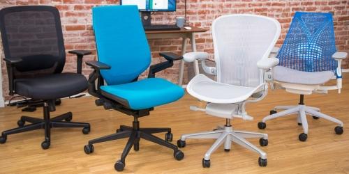 Sự thật về ghế văn phòng tại nơi làm việc