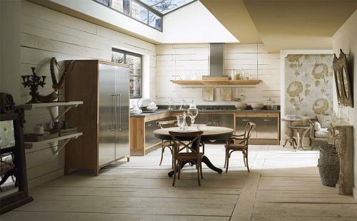 Thiết kế nội thất chủ nghĩa hiện đại đáp ứng truyền thống
