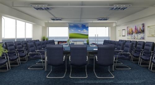 Thiết kế văn phòng công ty Hải An Quận 1