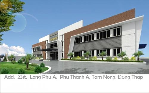 Thiết kế nội thất văn phòng Hưng Thịnh Phát