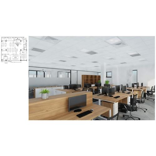 Thiết kế văn phòng làm việc xu hướng phá đảo năm 2019
