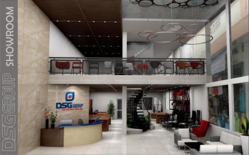 Thiết kế nội thất văn phòng 391