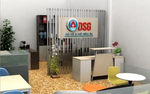 Thiết kế nội thất văn phòng 710