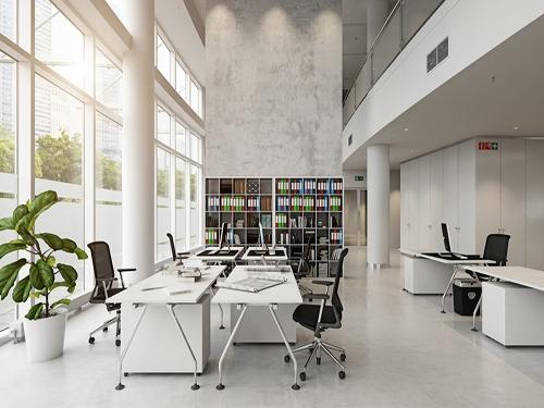 Ý tưởng thiết kế văn phòng gồm những loại nào? - Tin tức